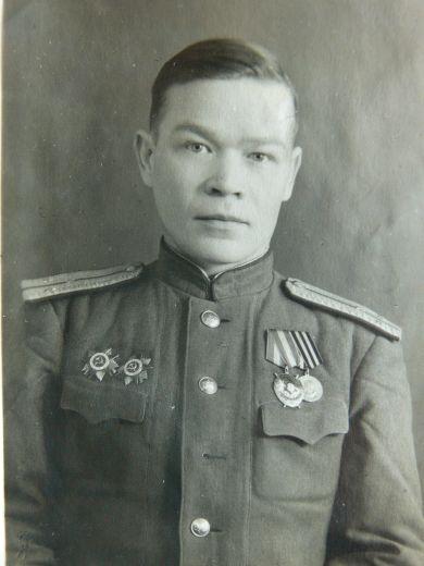 Мамонов Семён Михайлович