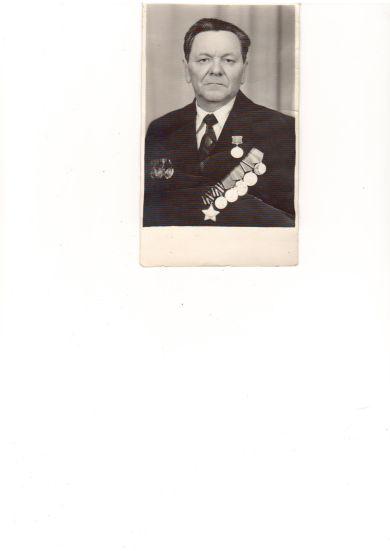 Никифоров Михаил Григорьевич