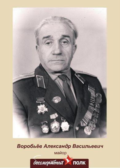 Воробьев Александр Васильевич