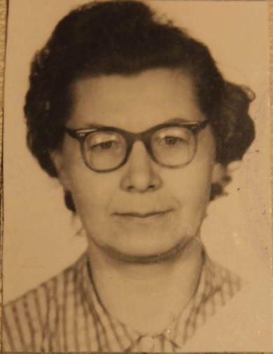 Дмитриева Вера Александровна