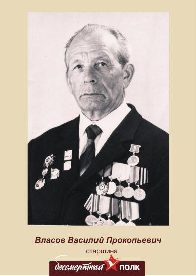 Власов Василий Прокопьевич