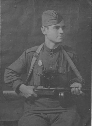 Щедринов Федор Михайлович