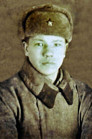 Запевалов Василий Никифорович