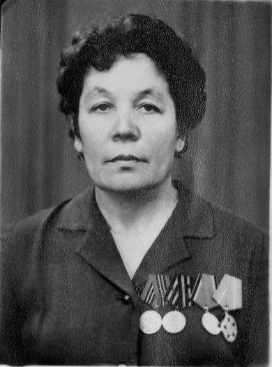 Алексеева Антонина Федоровна