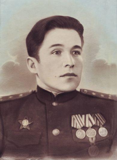 Юрьев Андрей Егорович