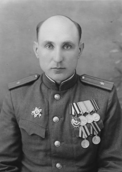 Лисин Василий Васильевич