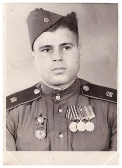 Захаров Евгений Иванович