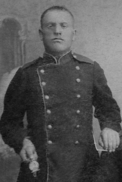 Каничев Никон Михайлович