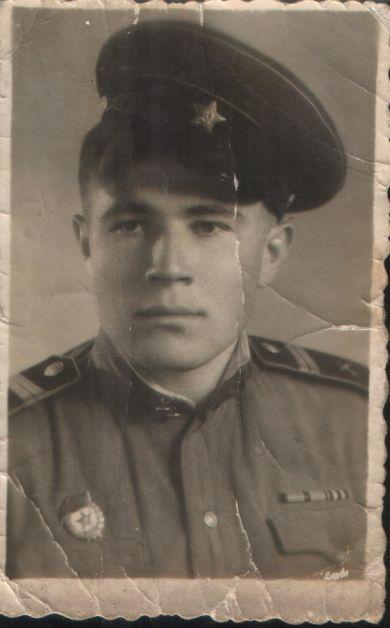 Мишенин Михаил Никитич