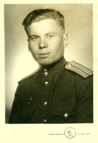 Лапшов Василий Николаевич