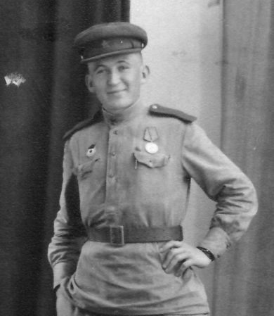 Мякшин Иван Федорович