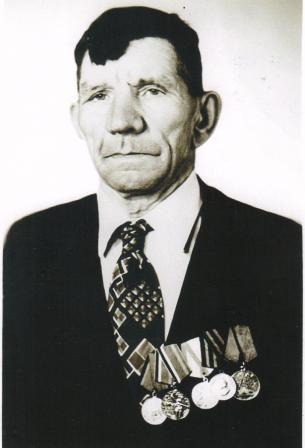 Крылов Николай Сергеевич, 1911 г.р.