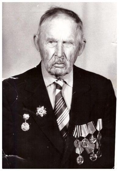 Шабаков Александр Степанович