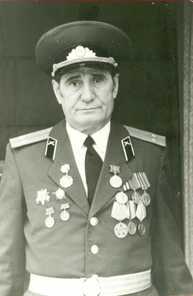 Бурдакин Георгий Иосифович