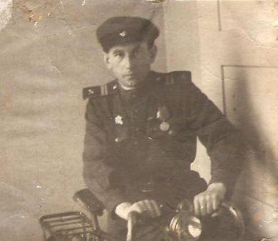 Лыков Алексей Семенович