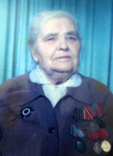 Качурина (Шамотенко) Екатерина Семёновна