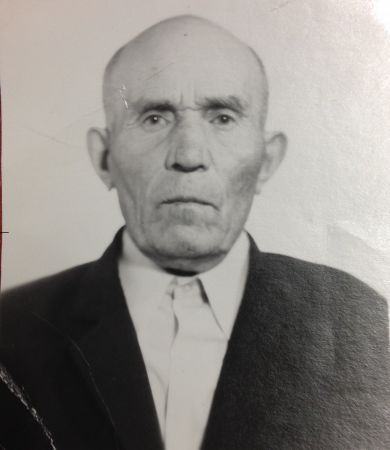Хакимов Шарифзян Халимович