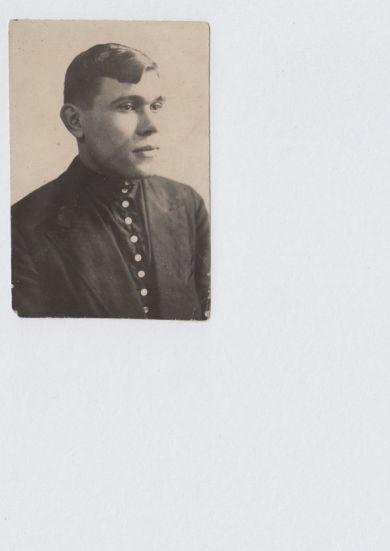 Трыкин Василий Борисович  1915 г.р.