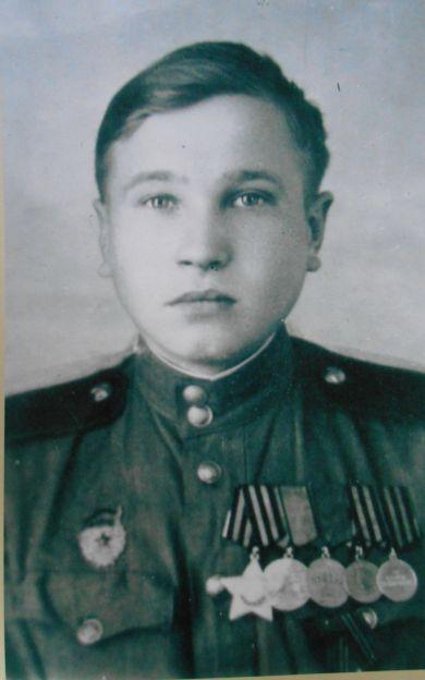 Рюмин Дмитрий Степанович