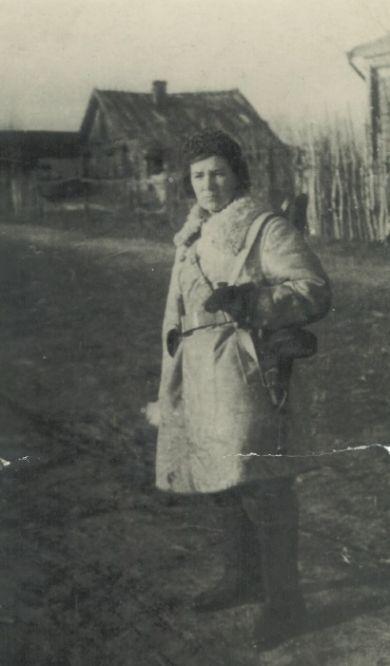 Сухова Мария Ивановна