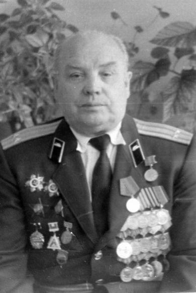 Хламов Николай Яковлевич