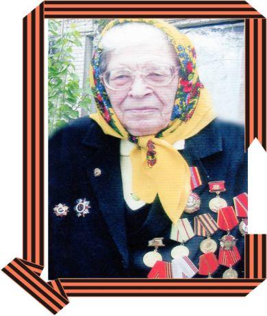 Андриевская Антонина Петровна