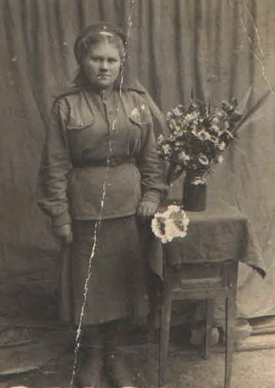 Терехова Евдокия Ивановна