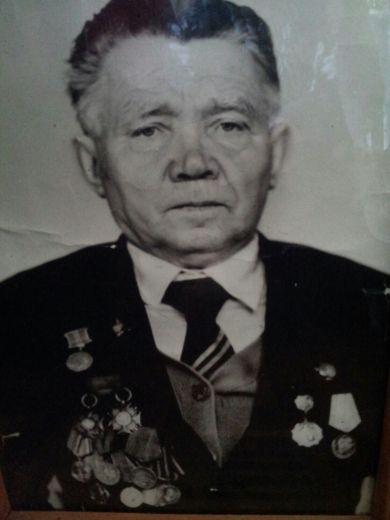 Молохов Михаил Михайлович