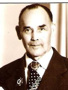 Халирахманов Гарай Халирахманович