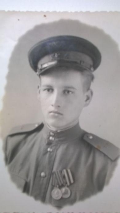 Щеглов Михаил Иванович