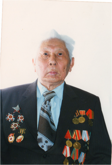 Бадинов Борис Лиджанович