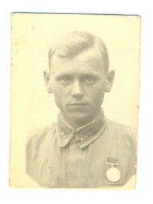 Романов Павел Григорьевич