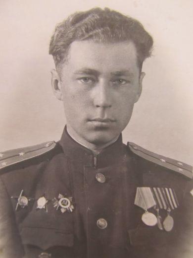 Журавлев Борис Семенович