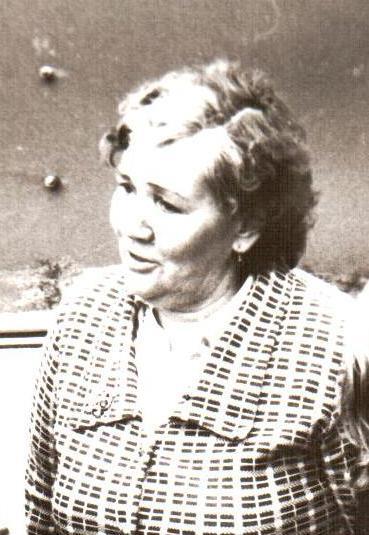 Женда (Петрова) Алевтина Александровна