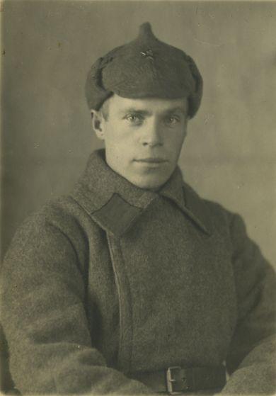 Малков Иван Федорович