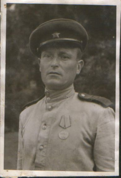 Курков Михаил Петрович