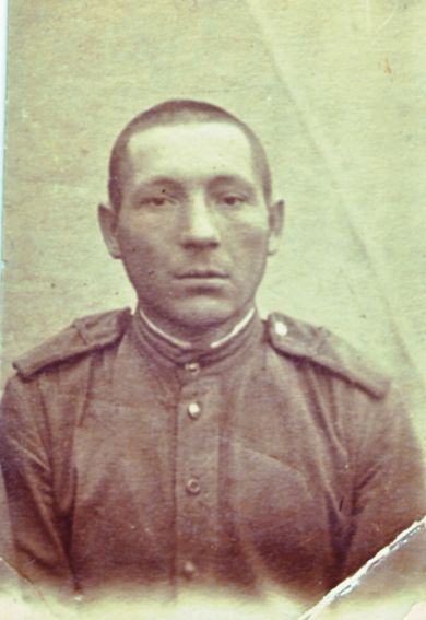 Третьяков Василий Никифорович