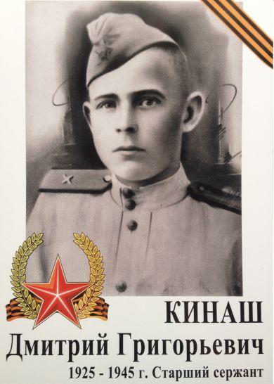 Кинаш Дмитрий Григорьевич