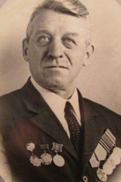 Янин Николай Дмитриевич