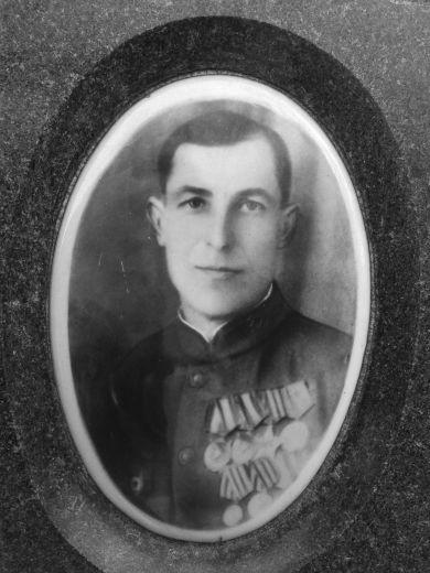 Хохлов Михаил Григорьевич