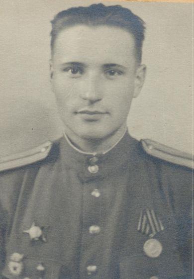 Зверев Фёдор Иванович