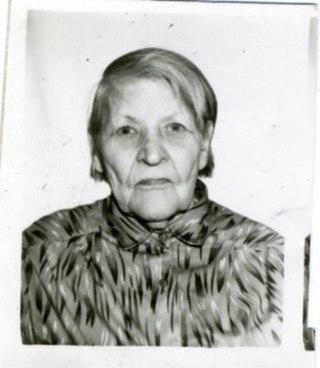Сорокина Нина Михайловна
