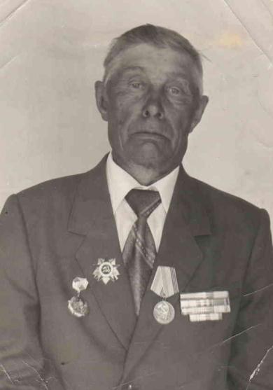Зуев Степан Иванович
