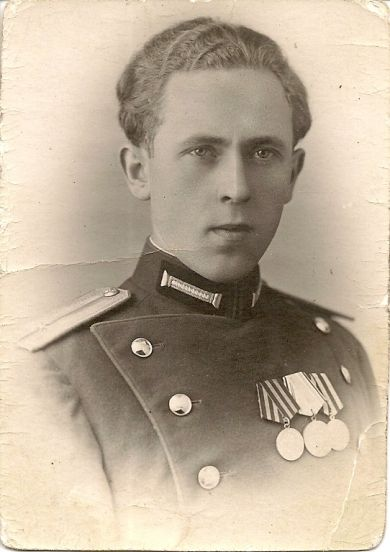 Семенов Александр Дмитриевич