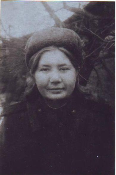 Бахарева Вера Петровна