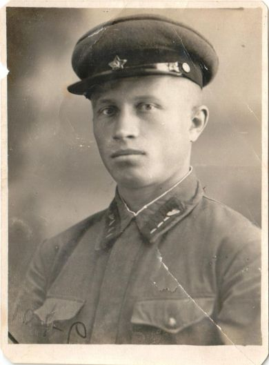 Литвинов Алексей Гаврилович