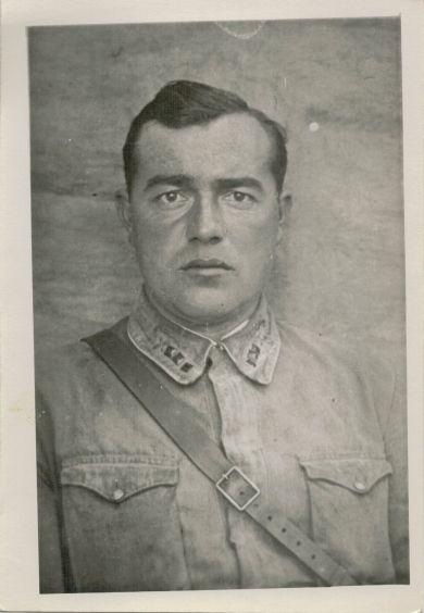 Герасимов Алексей Егорович