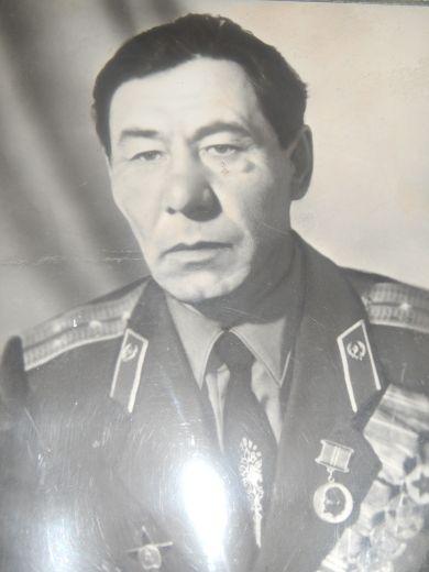 Юнусов Асхат Шакирович