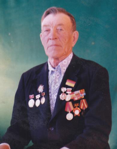 Зубков Иван Иннокентьевич