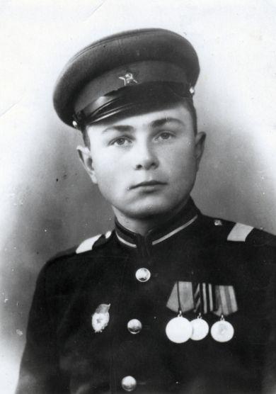 Занин Николай Сергеевич
